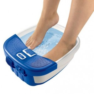 1.2 BUBBLE DELUX FOOTSPA
