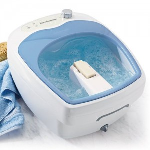 best heated foot spa - 750