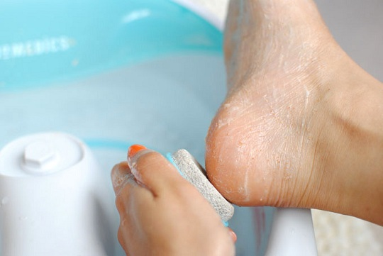 1.What products should you use with your new heated foot spa
