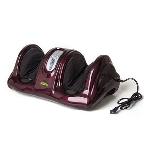 4.All in One Kneading Shiatsu Rolling Foot Massager