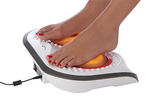 How to use a foot massager 2