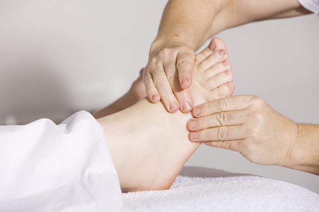 Health Benefits of Foot Massages